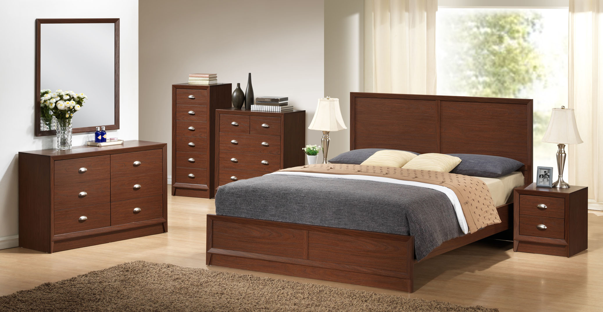 Furniture Manufacturer In Malaysia: Wooden Furniture For A