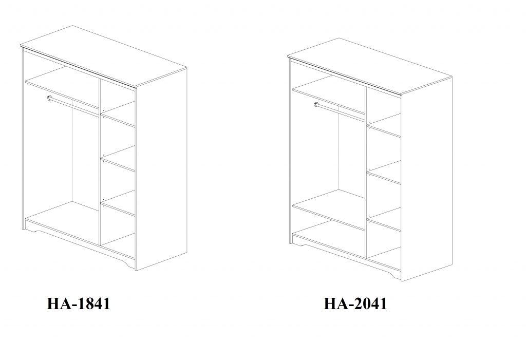 HA-1841&HA-2041