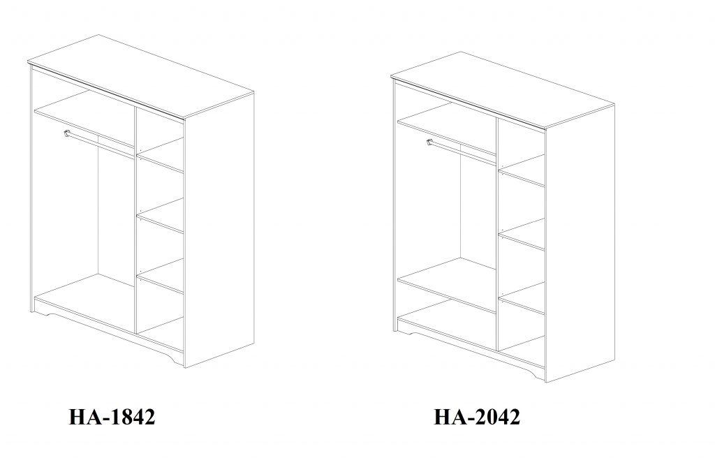 HA-1842&HA-2042