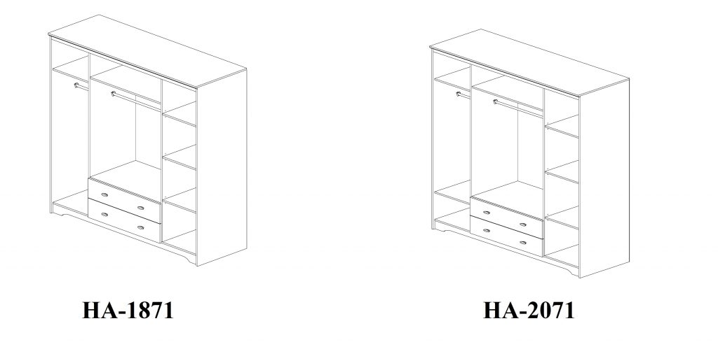 HA-1871&HA-2071